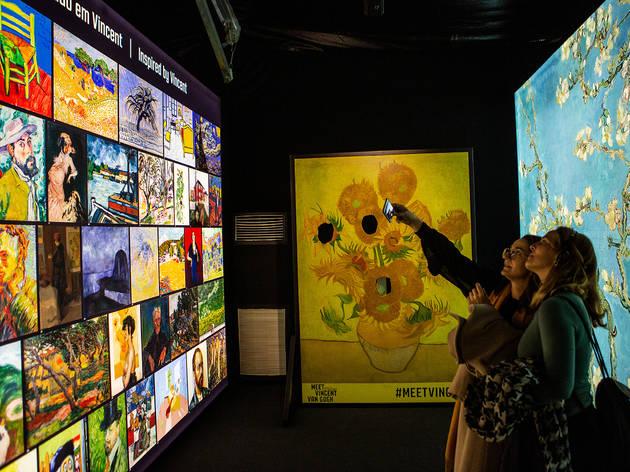 Arte, Exposição, Van Gogh