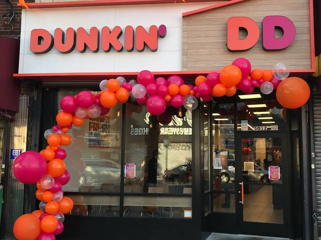 Dunkin Brooklyn