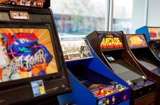 Video game machines