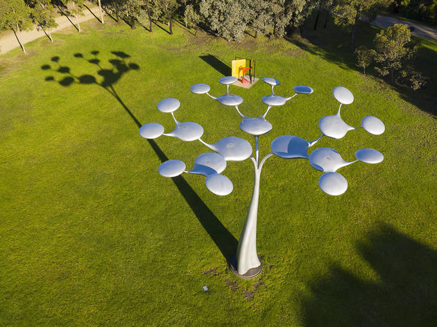 McClelland Sculpture Park and Gallery has launched an online wellbeing series