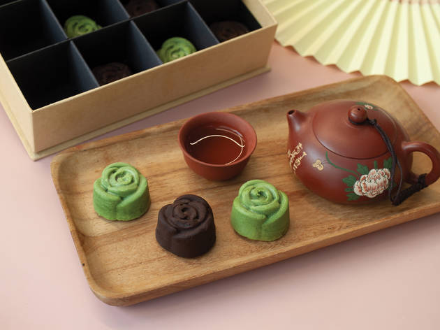 Found CBD Mooncake