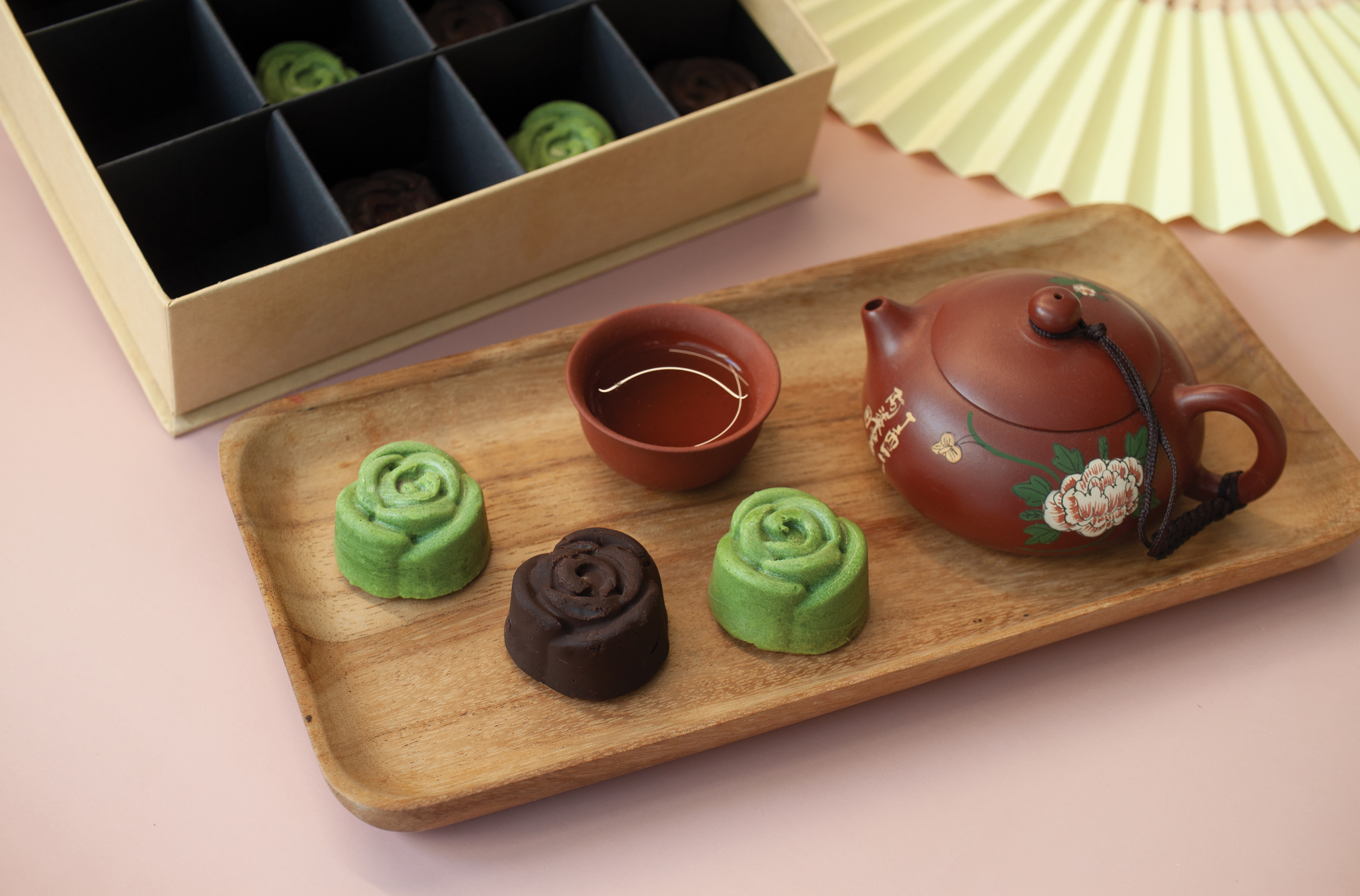 Found launches Hong Kong's first-ever CBD-infused vegan mooncakes