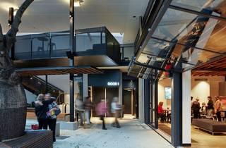 Queensland Theatre foyer