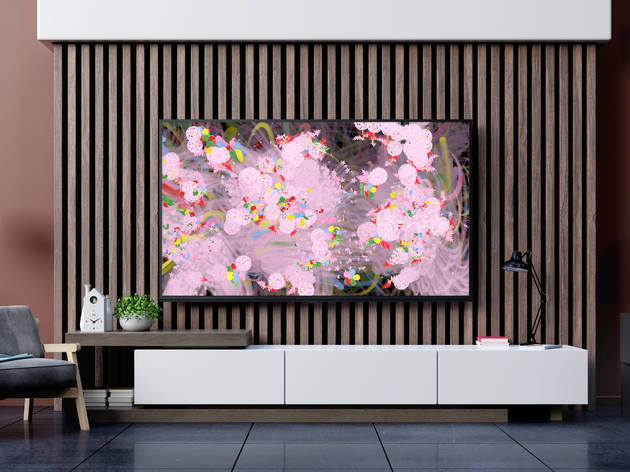 You can now create your own teamLab art at home on your TV or computer