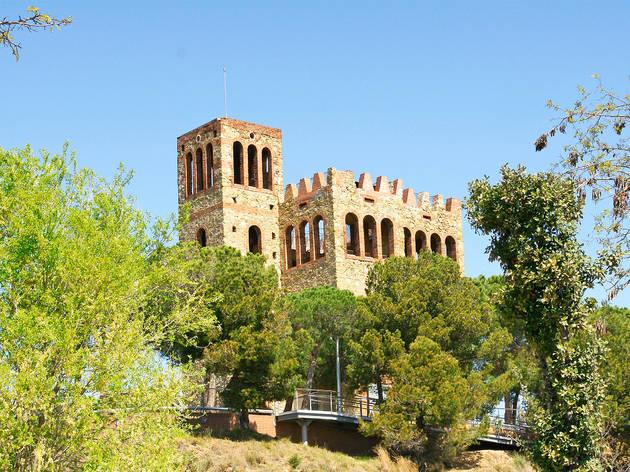 Castell de Torre Baró, Nou Barris.