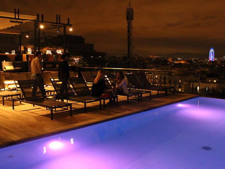 Sky Bar - Grand Hotel Central