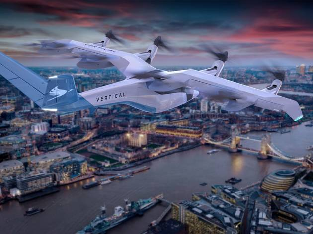 Flying taxis could soon be a reality