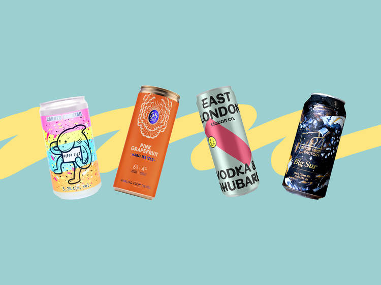 Stock up on tinnies to drink in the park on March 8