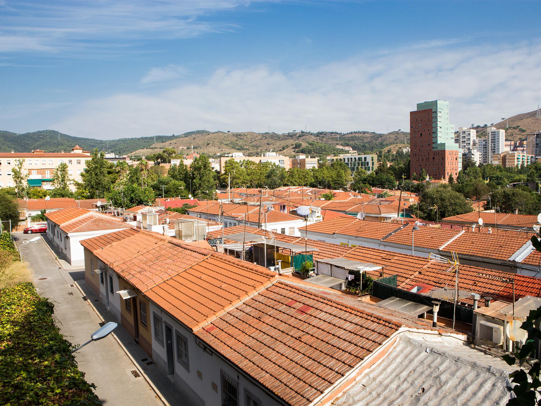 Can Peguera, a Nou Barris