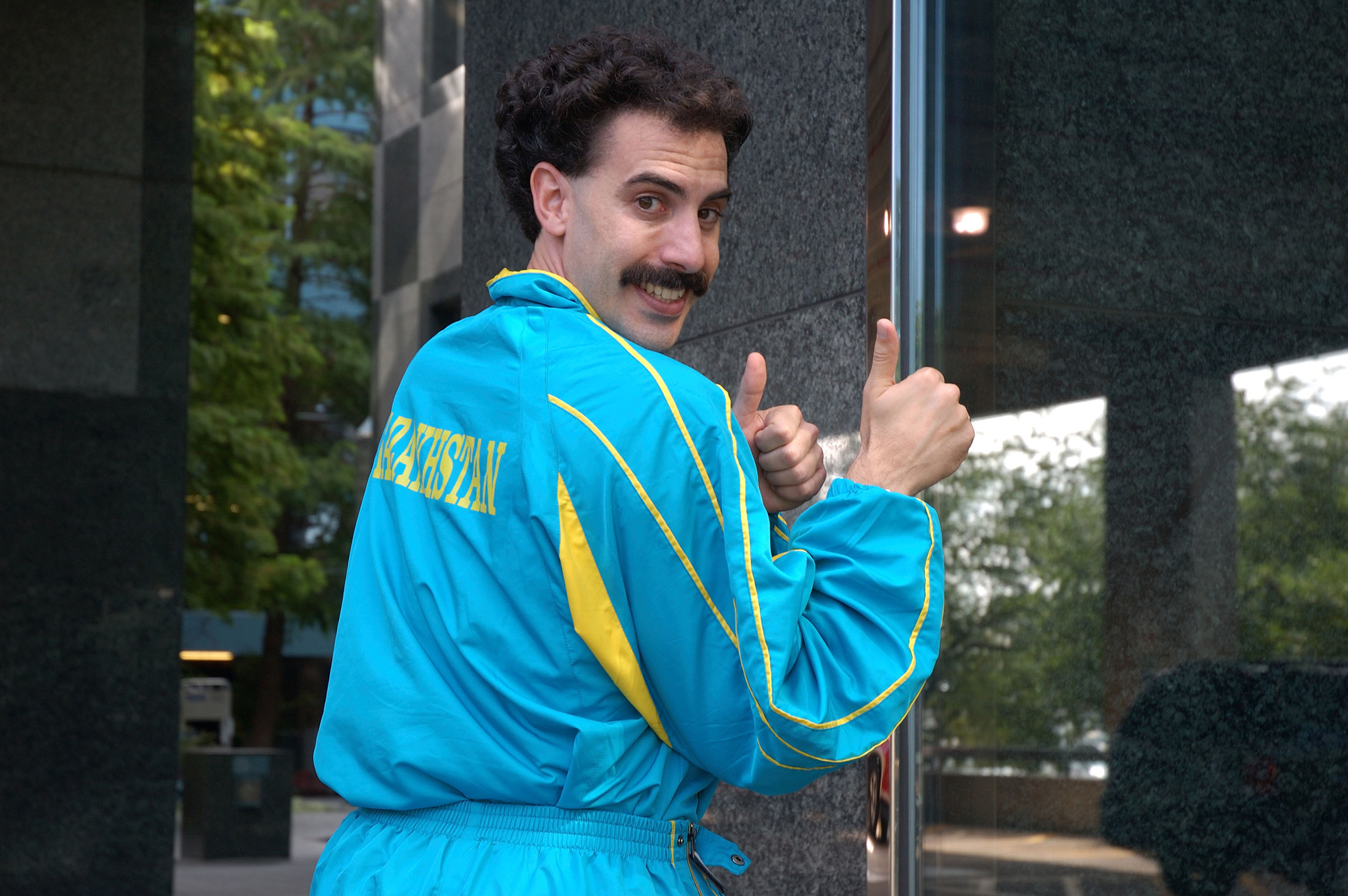 Beware: The new Borat trailer is here and you can't unsee it