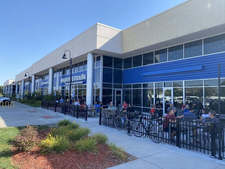 La Vista, NE: Kros Strain Brewing Company