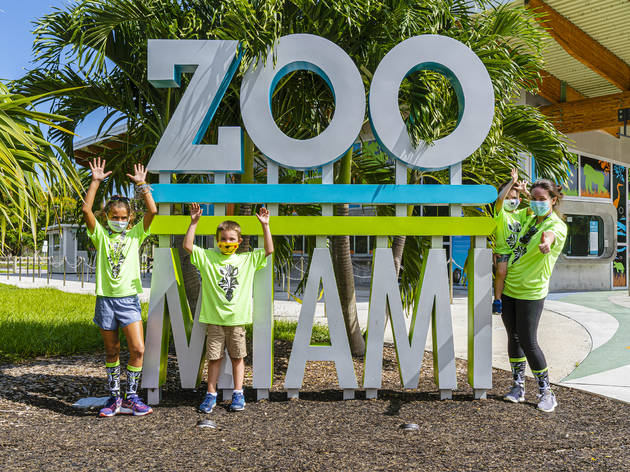 Zoo Miami Run 5k virtual