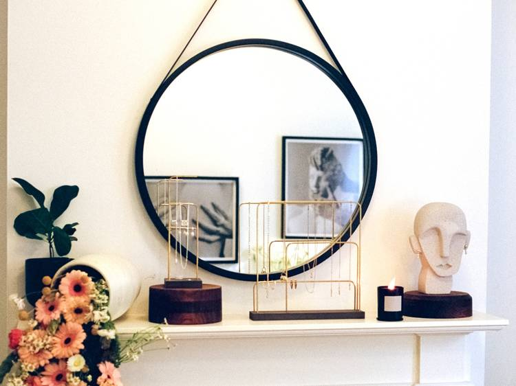Sustainable jeweller Holly Ryan opens up an intimate, light-filled showroom in Surry Hills