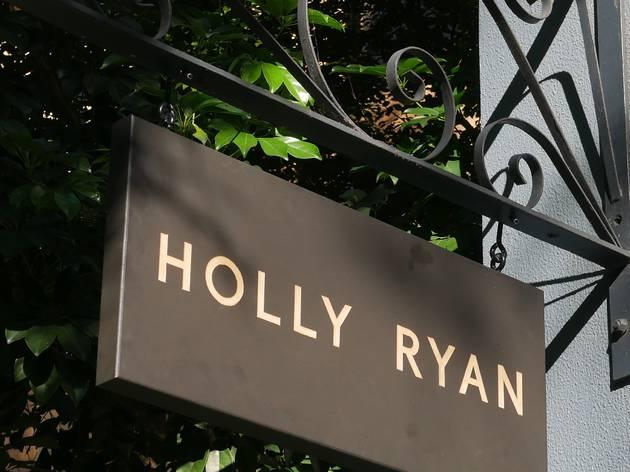 Holly Ryan showroom