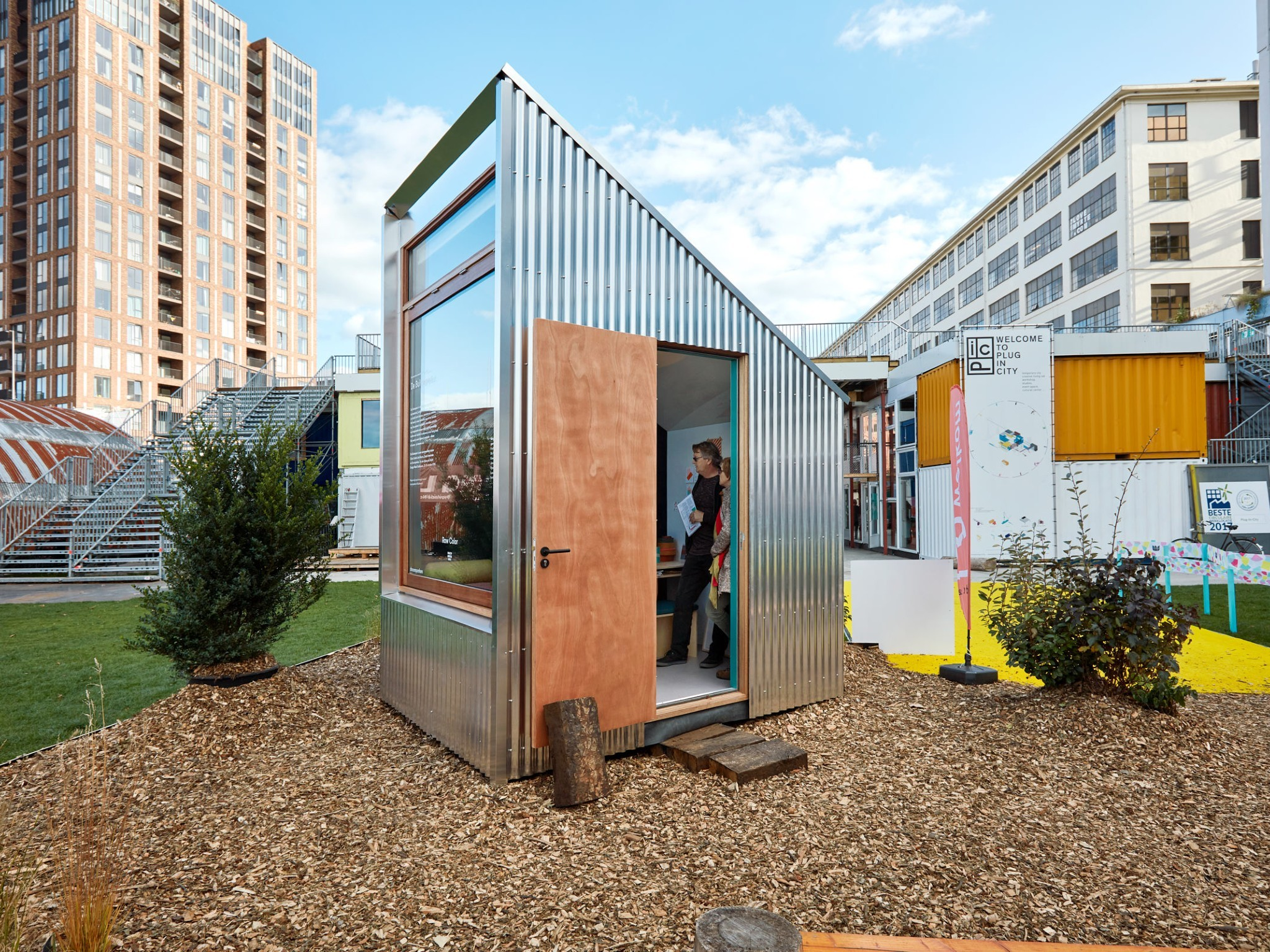 Could these tiny one-person offices be the future of the workplace?