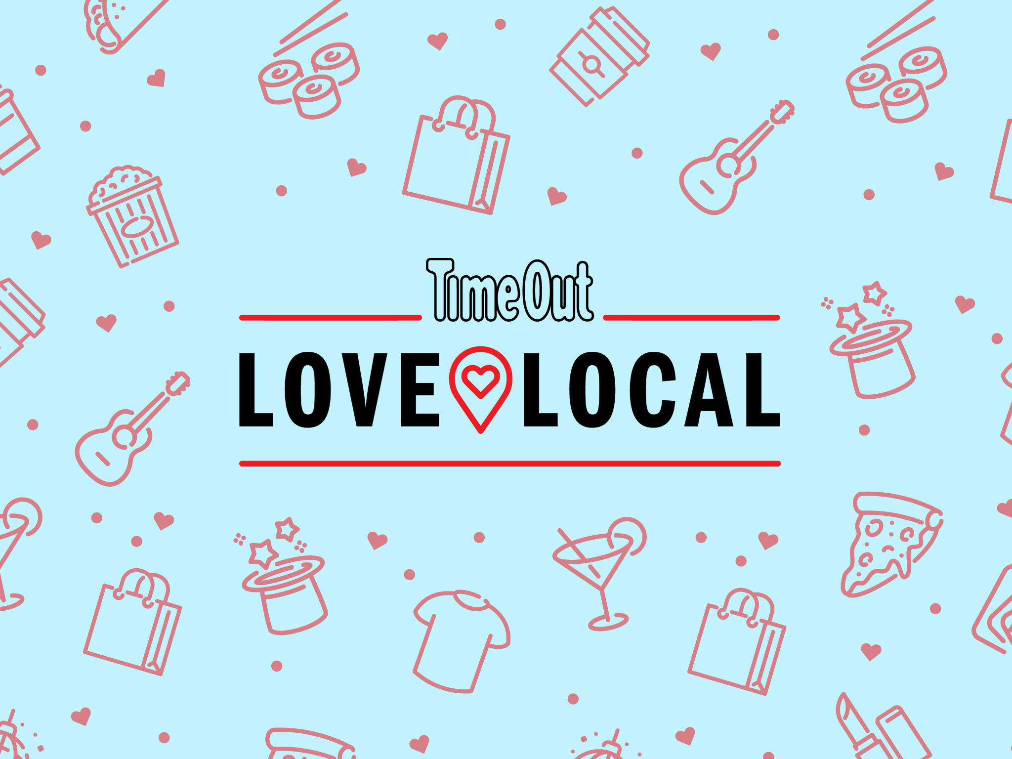 Time Out Love Local