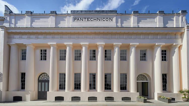 Pantechnicon