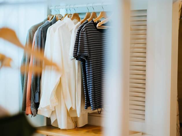 Loja online de roupa em segunda mão