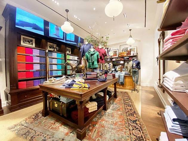 Ralph Lauren abre su primera tienda en Madrid