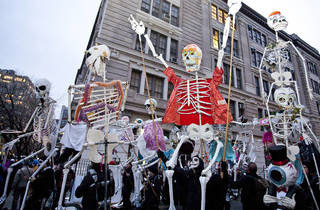 Village Halloween Party