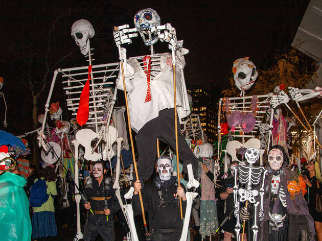 2020 Halloween Parade Why Are We Go S Village Halloween Parade in NYC 2020