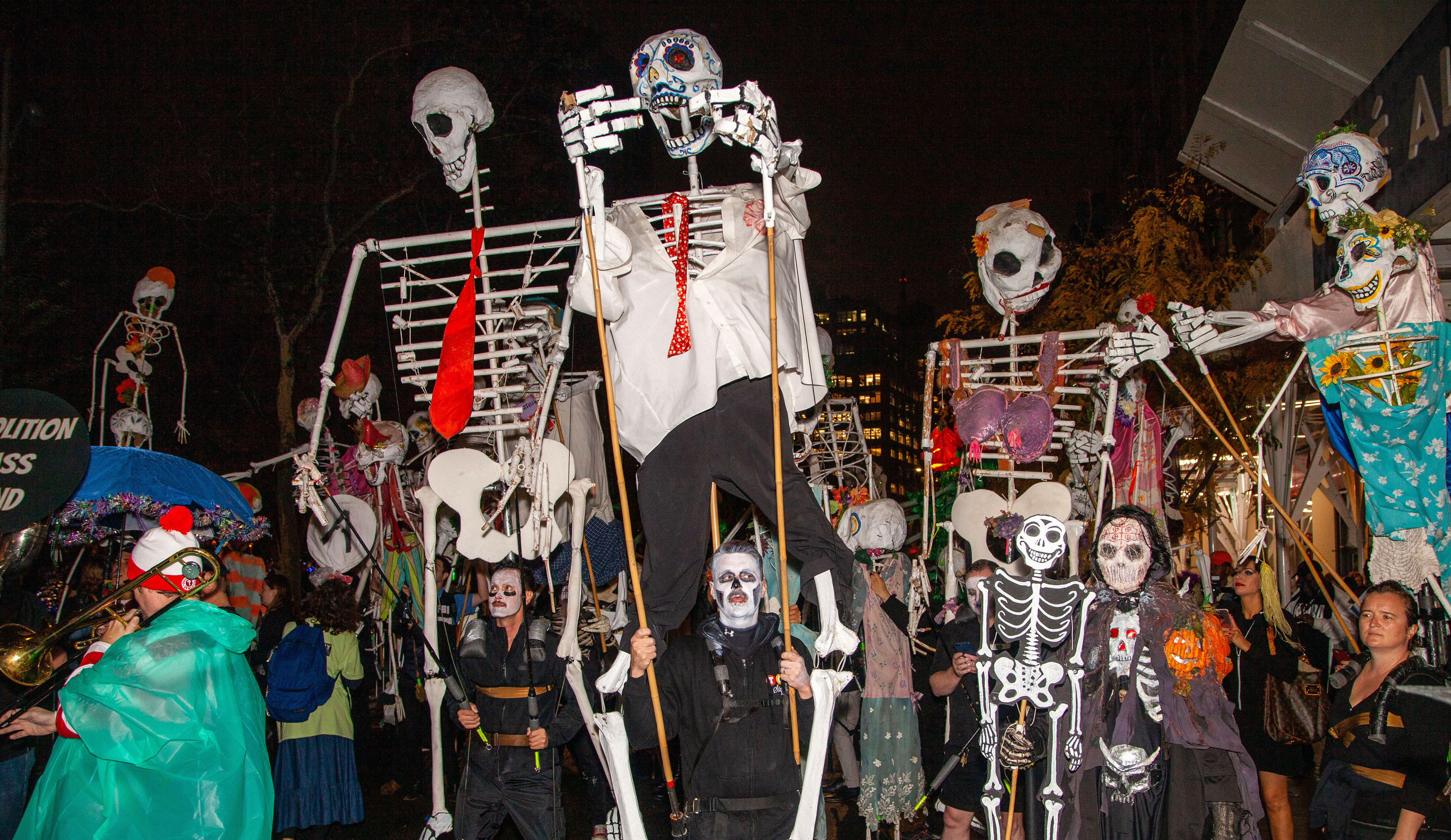 Village Halloween Parade in NYC 2020 guide