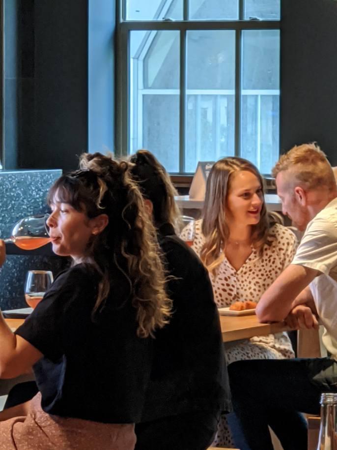 Grab a glass, Time Out Market Montréal is hosting pop-up 5 à 7 wine tastings
