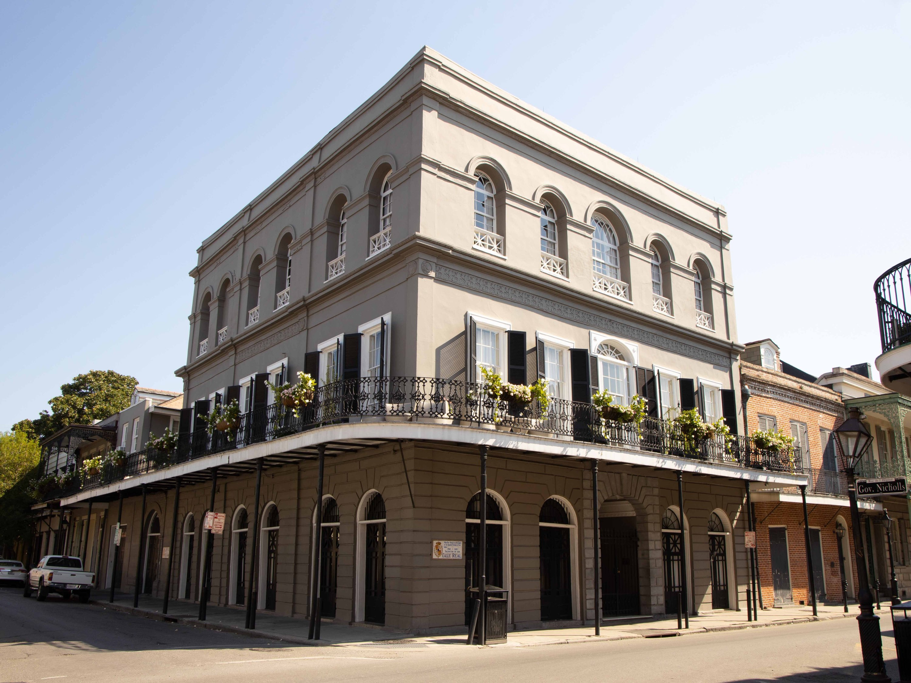 LaLaurie House, New Orleans