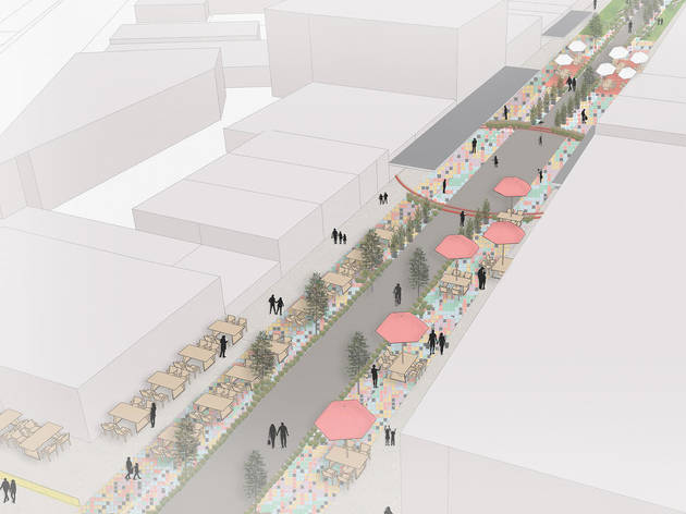 Meatpacking District Future Streets