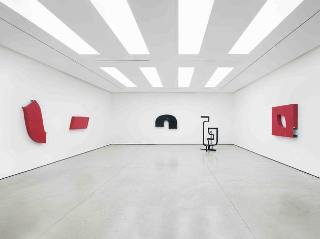 White Cube/Alone in the Wilderness by Olivia Overton