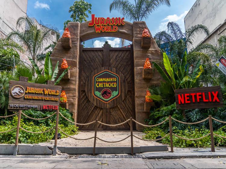 ¡Las puertas de Jurassic World ya están en la CDMX!