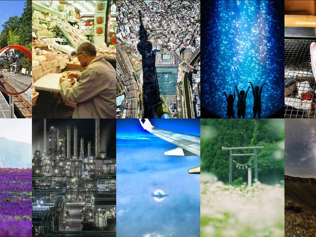タイムアウト東京トラベルフォトコンテスト、10人の候補者を発表