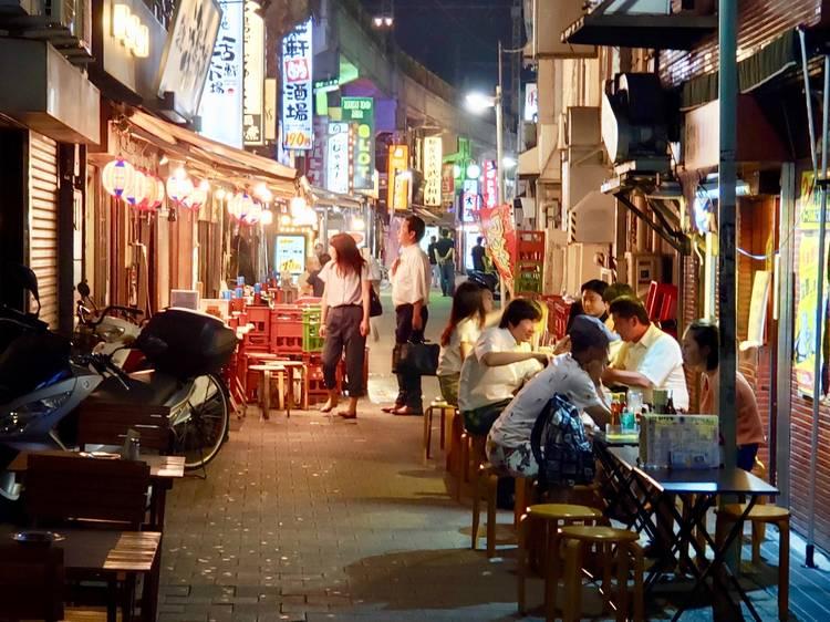 東京、下町オープンエアな飲食店10選
