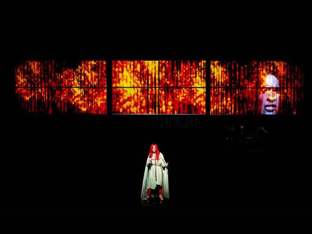 Palco, Teatro, Eurovisão da Canção Filosófica