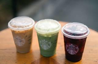 Strawless Starbucks lids