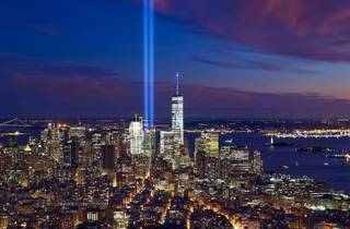 Tribute in Light NYC