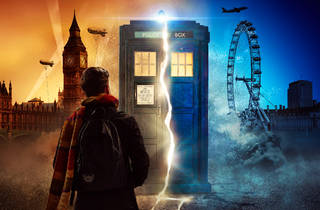 Doctor Who: Time Fracture, Immersive London, 2020