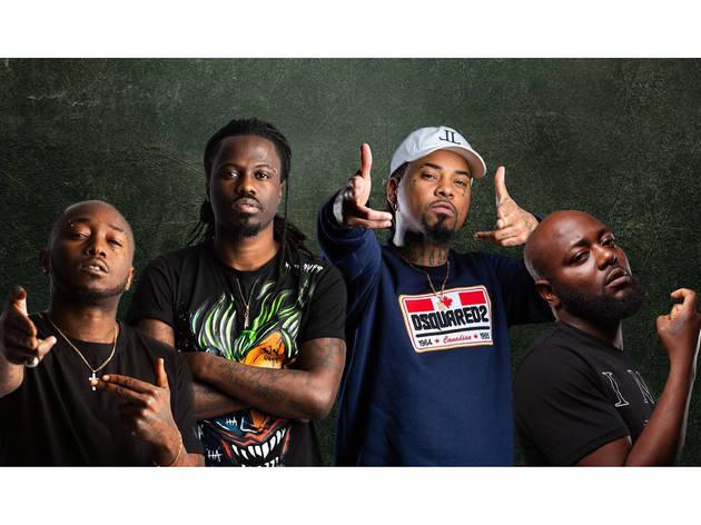 Música, Hip Hop, Força Suprema