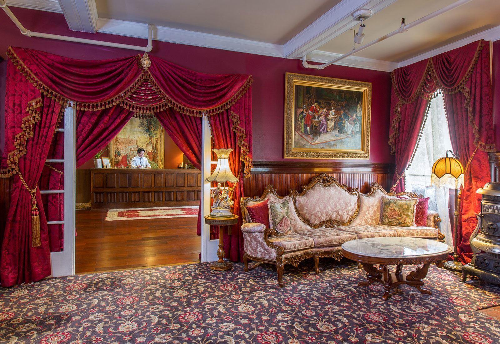 Queen Ann hotel San Francisco