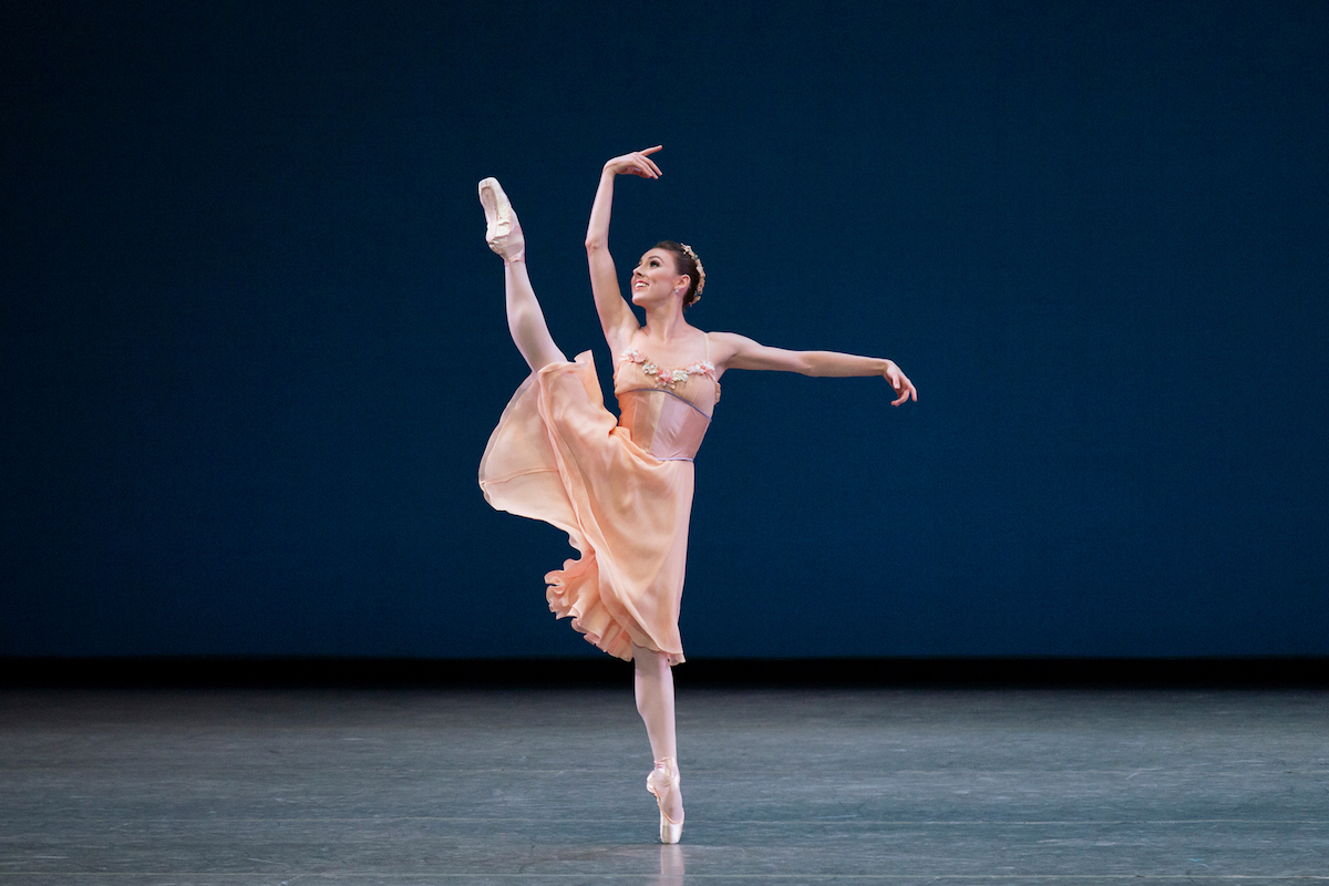 New York City Ballet announces its fall season