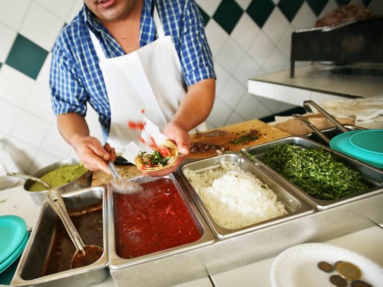 Tacos Excélsior