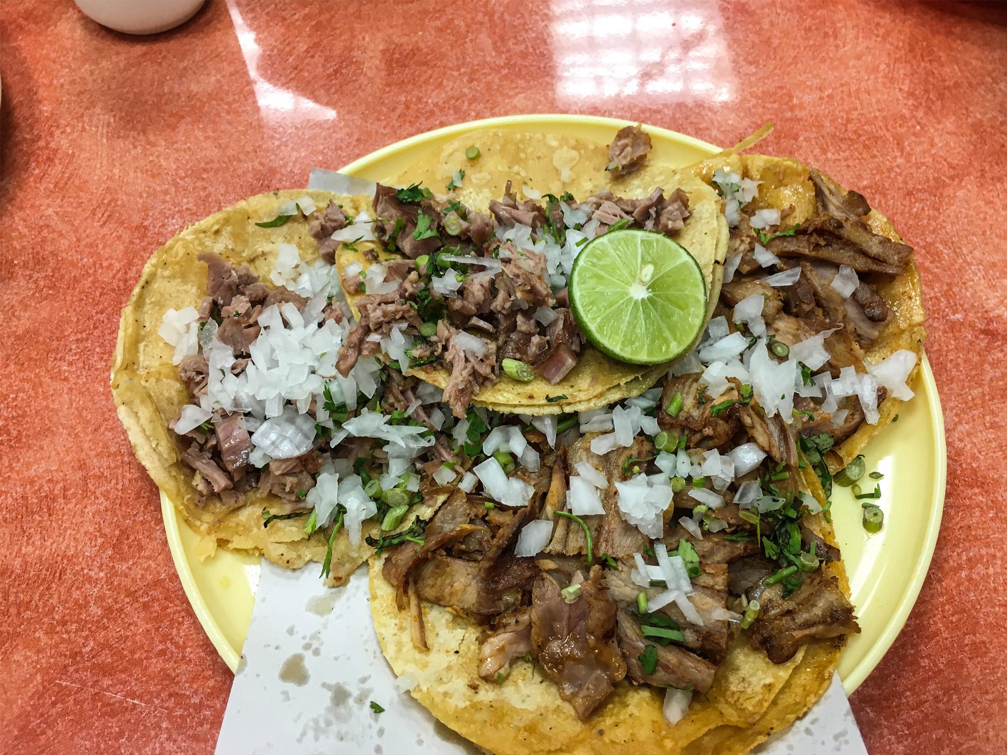 Los mejores tacos de suadero de la CDMX