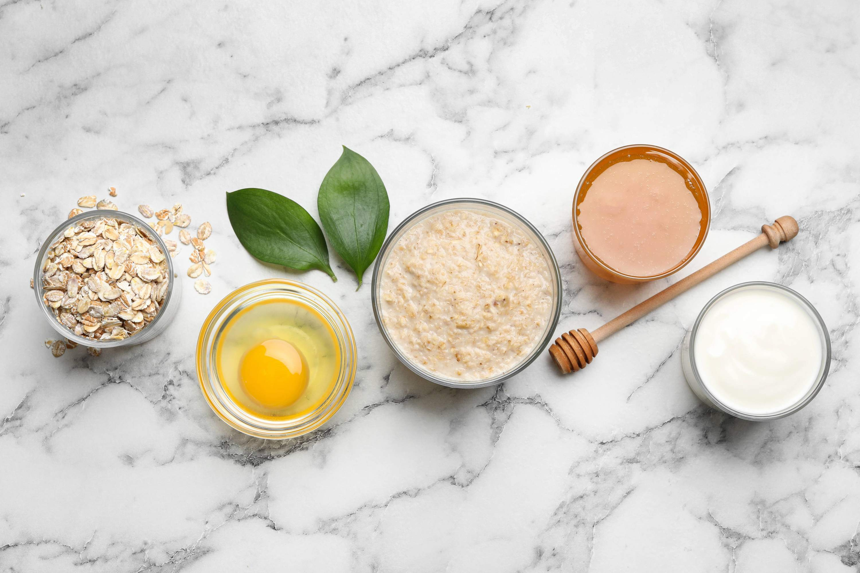 9 DIY face mask recipes you can make with food at home