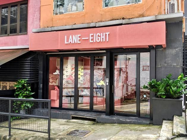 Lane Eight wan chai