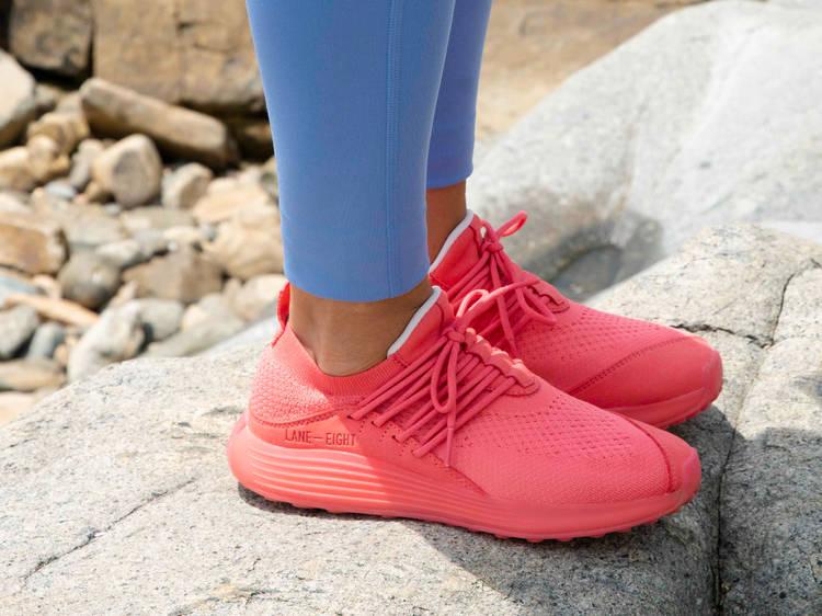新晉運動鞋品牌 Lane Eight 推出特別版配色