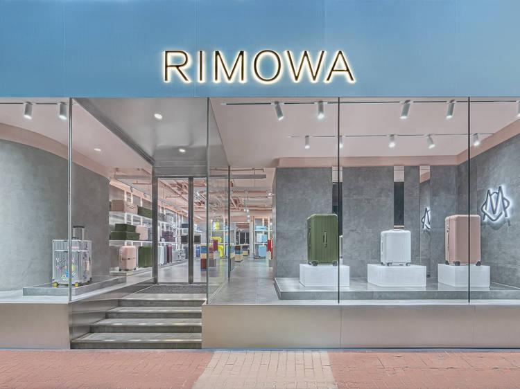 Rimowa 首間香港旗艦店