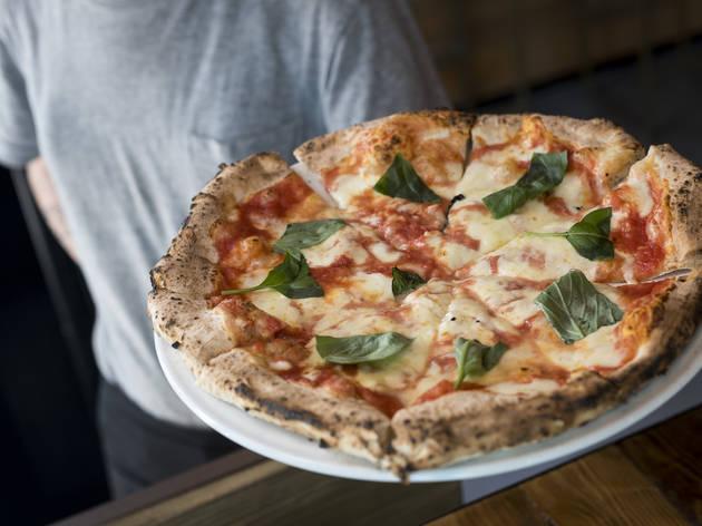 Pizza de Grosso napoletano