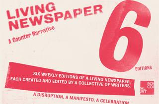 Living Newspaper, Royal Court, 2020