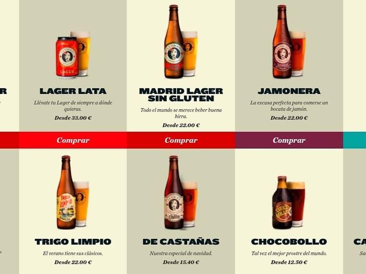 Porque la Cerveza Pura también se compra online