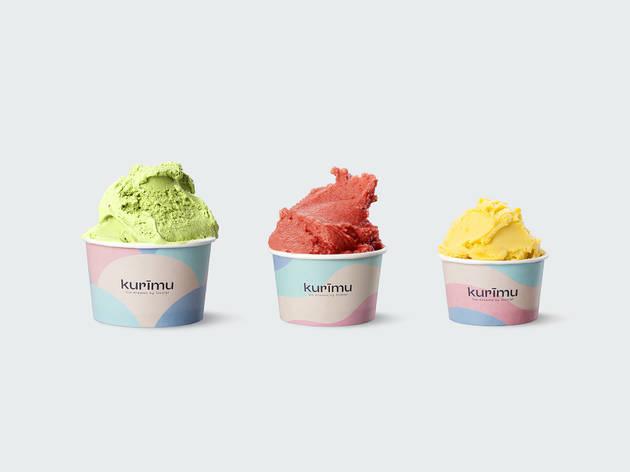 Kurimu ice cream